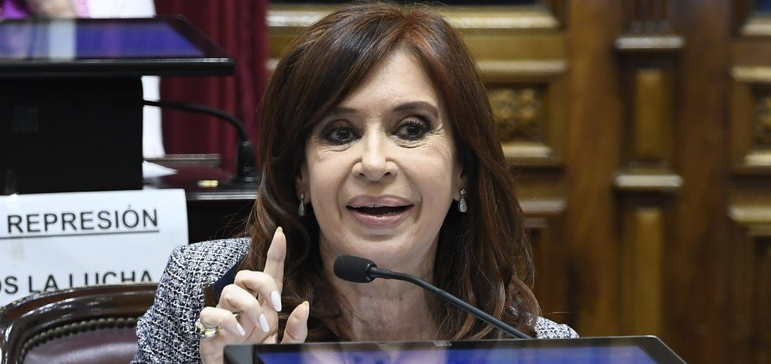 CFK en el Senado: un chequeo a sus frases sobre allanamientos, su situación judicial y la deuda pública
