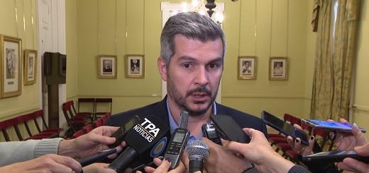 """El Cronista: """"Marcos Peña: 'No creemos estar frente a un fracaso económico'"""""""