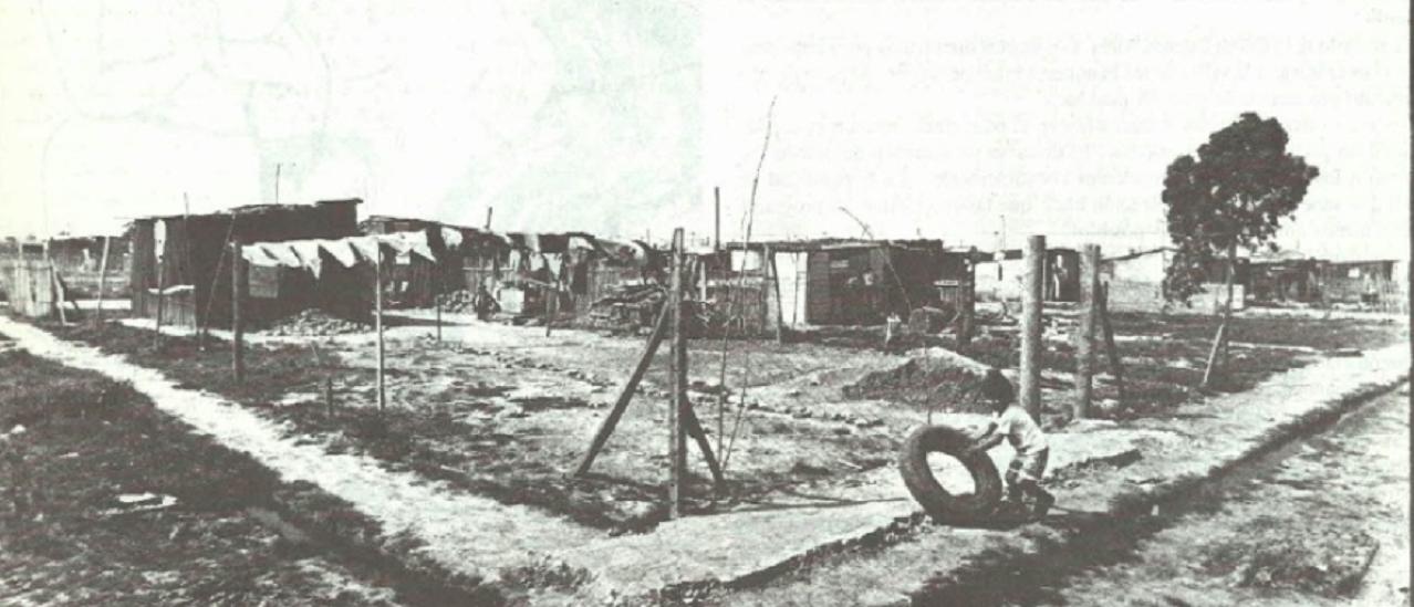 Qué pasó con el primer asentamiento del Gran Buenos Aires