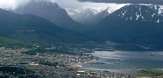 Es falso que se está instalando una base militar estadounidense en Ushuaia