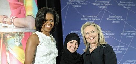 Es falso que decapitaron a la activista árabe Samar Badawi