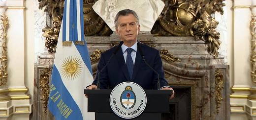 Chequeo al discurso de Macri: economía, cosecha, pobreza, déficit fiscal y medicamentos