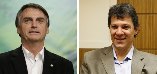 Brasil: chequeos a Bolsonaro y Haddad, los candidatos que se enfrentan en la segunda vuelta