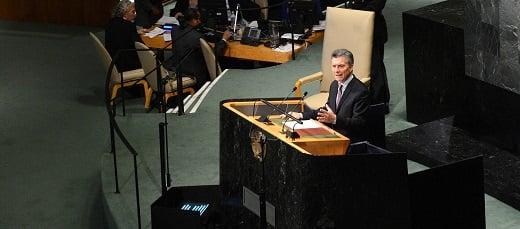 "Macri: ""La Argentina ya ha recibido 130 mil venezolanos"""