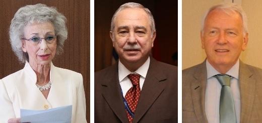 Quiénes son los jueces que absolvieron a Menem