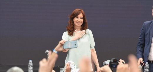 """Es verdadero que CFK dijo: """"Podemos volver a construir un país mejor"""""""