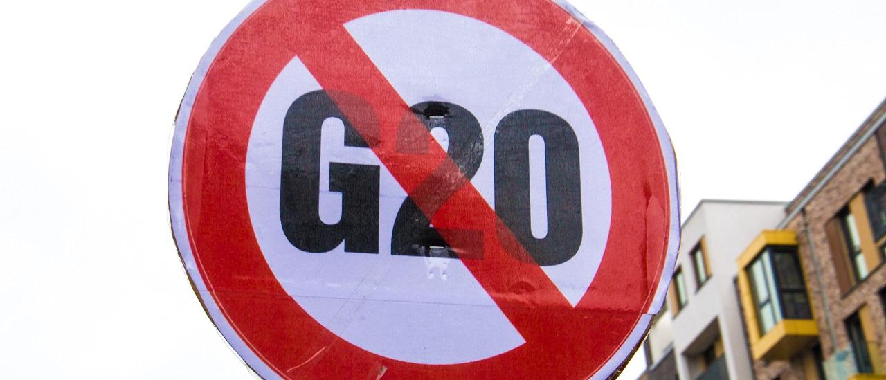 La Ciudad se prepara para el G20: ¿qué pasó en la última reunión global en Hamburgo?