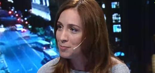 Es falso que un grupo de militantes kirchneristas atacaron a María Eugenia Vidal