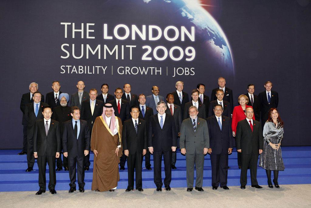 """Es verdadero que CFK firmó en 2009 un documento del G20 que apoya """"la supervisión del FMI de nuestras economías"""""""