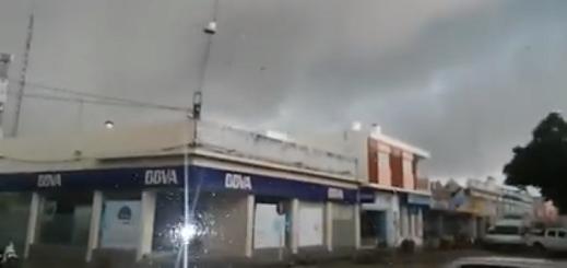 Es falso el posteo que dice que este año hubo un tornado en San Justo, provincia de Buenos Aires
