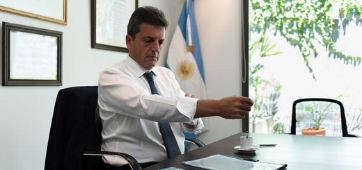 """Massa: """"En Argentina el salario de las mujeres por la misma actividad que realizan hombres es un 24% más bajo"""""""