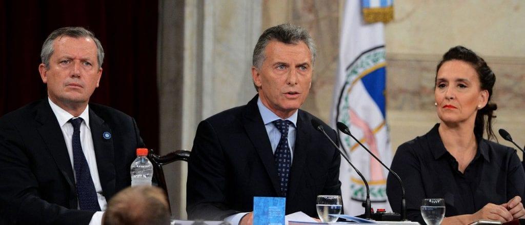 Cuántas promesas cumplió Macri de las que hizo en el Congreso en 2018