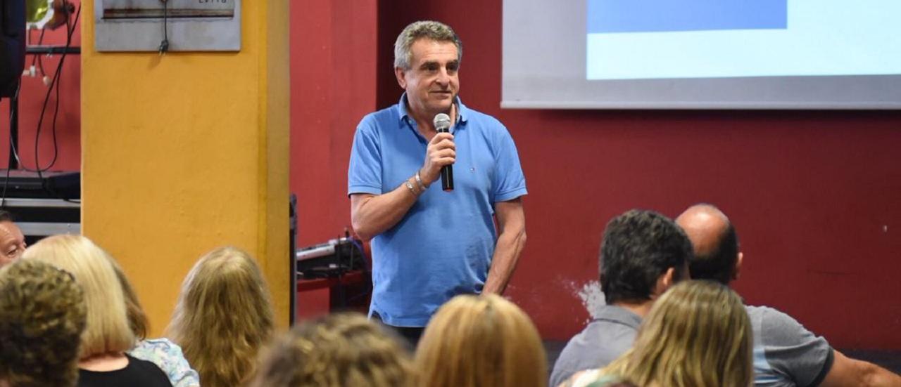 """Rossi: """"Millones de inquilinos destinan más del 40% de su sueldo a pagar un alquiler"""""""