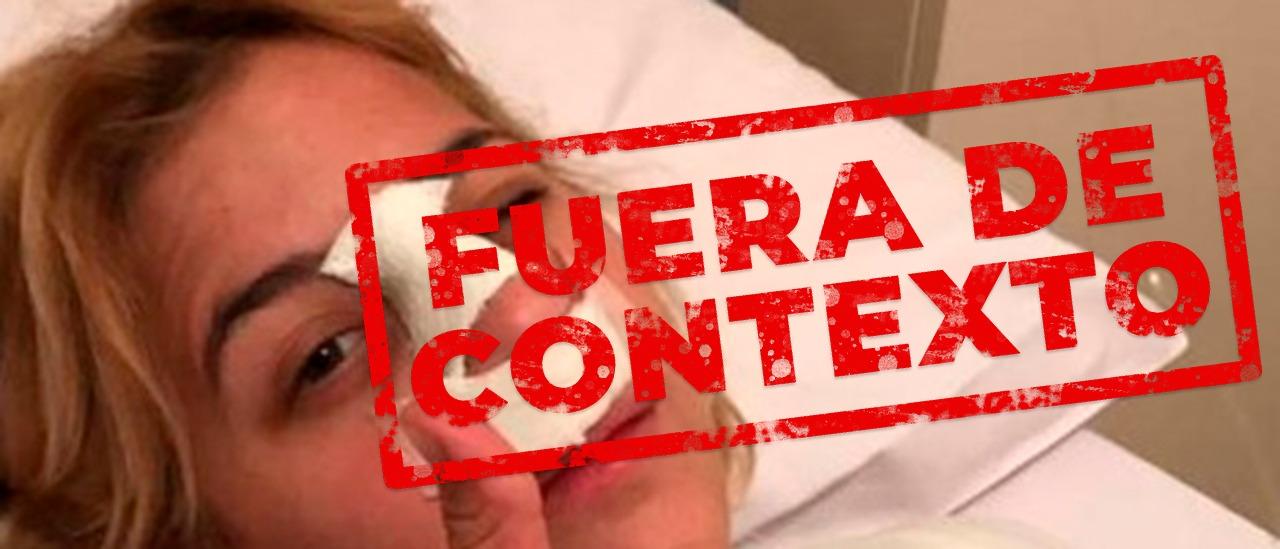 Es falso que una joven fue atacada por un grupo antifeminista en Mar del Plata al salir de la marcha del #8M