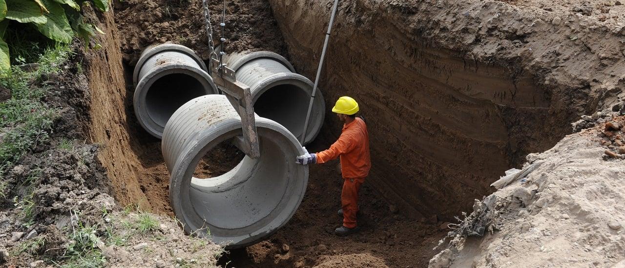 Cloacas y agua potable: creció la cobertura en ambos servicios entre 2015 y 2018