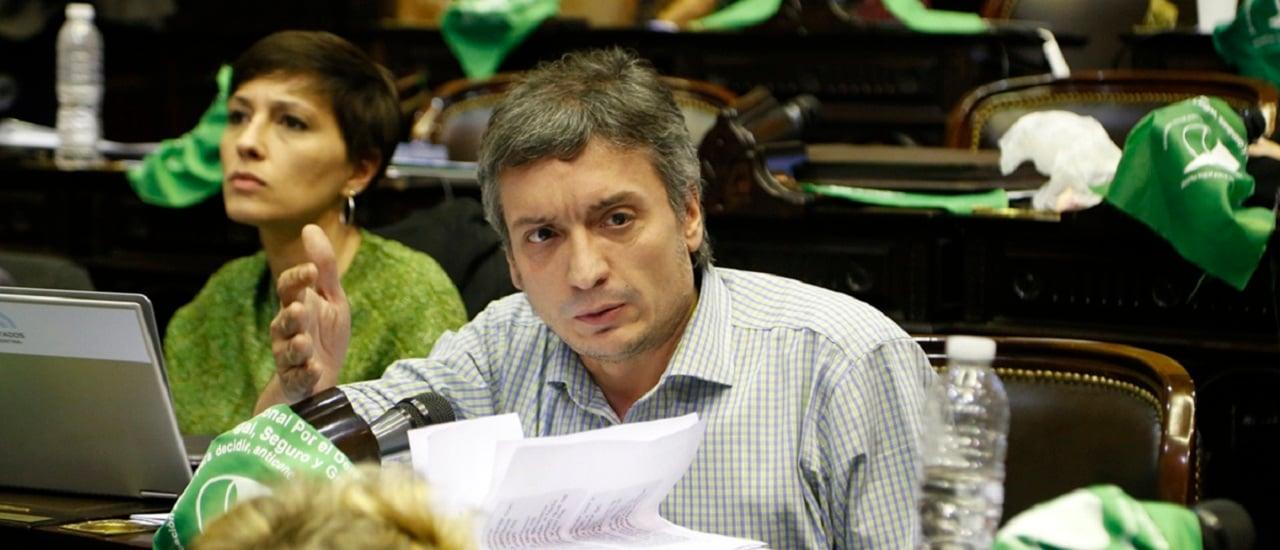 No, el recibo de sueldo de Máximo Kirchner por $550 mil no es verdadero