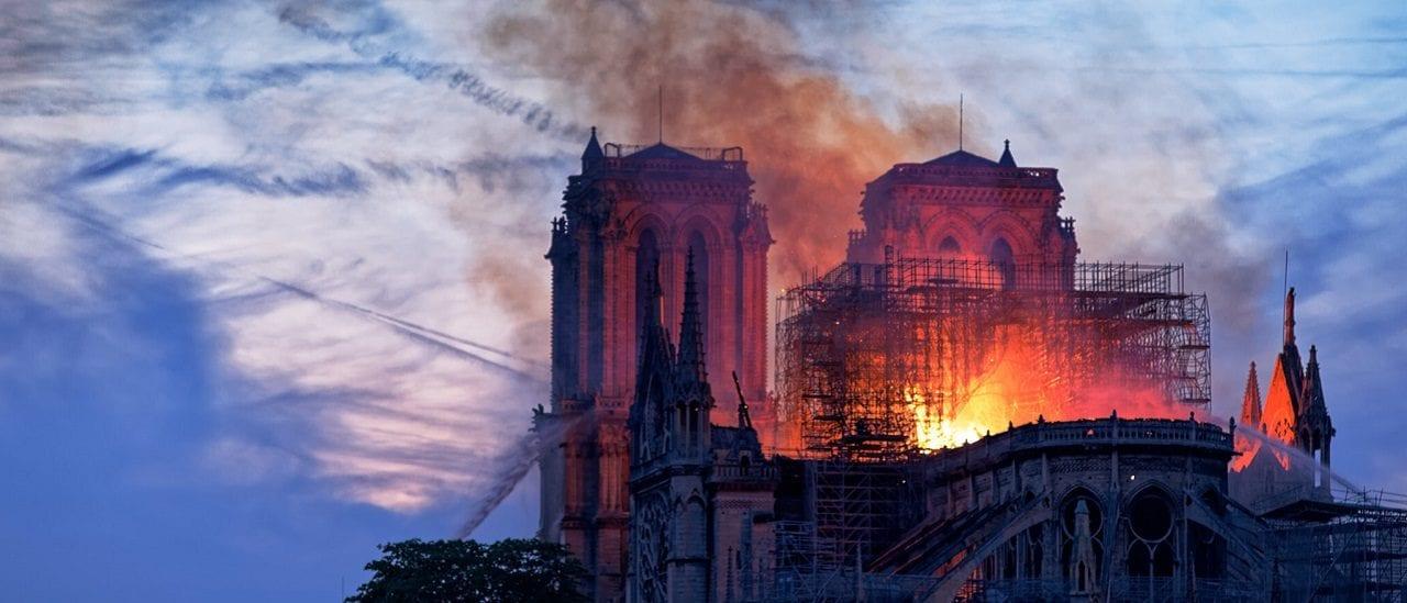¡Cuidado! Circulan desinformaciones sobre el incendio de Notre Dame