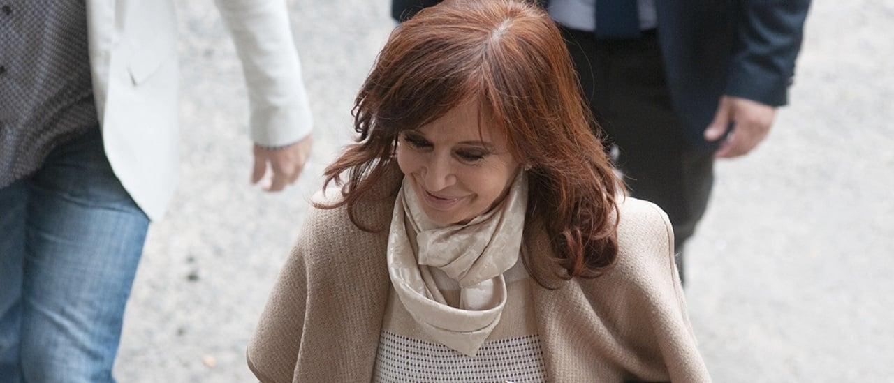 """CFK: """"Dejamos la Argentina con el 5,9% de desocupación"""""""