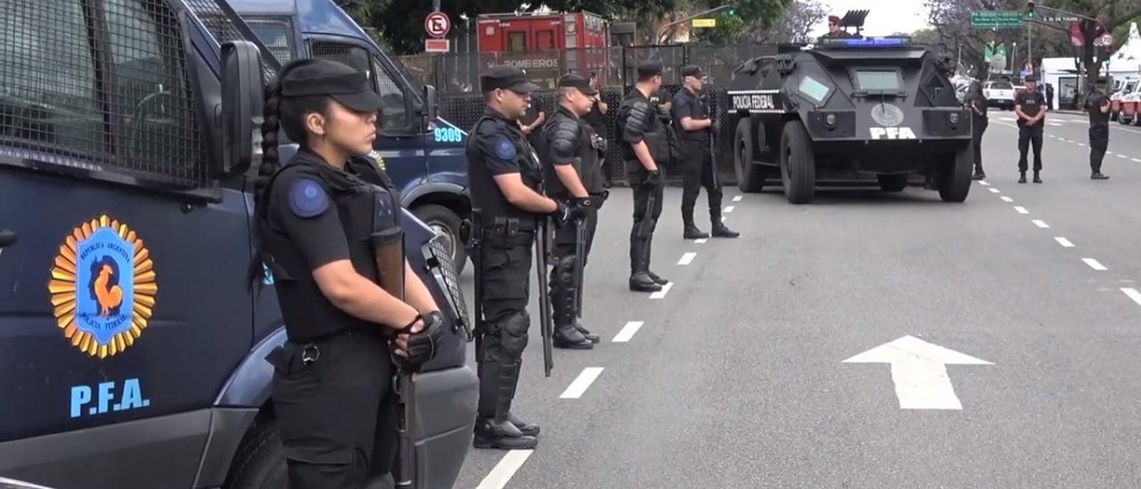 Muertes a manos de la Policía Federal: el pico de los últimos años se registró en 2014, durante el kirchnerismo