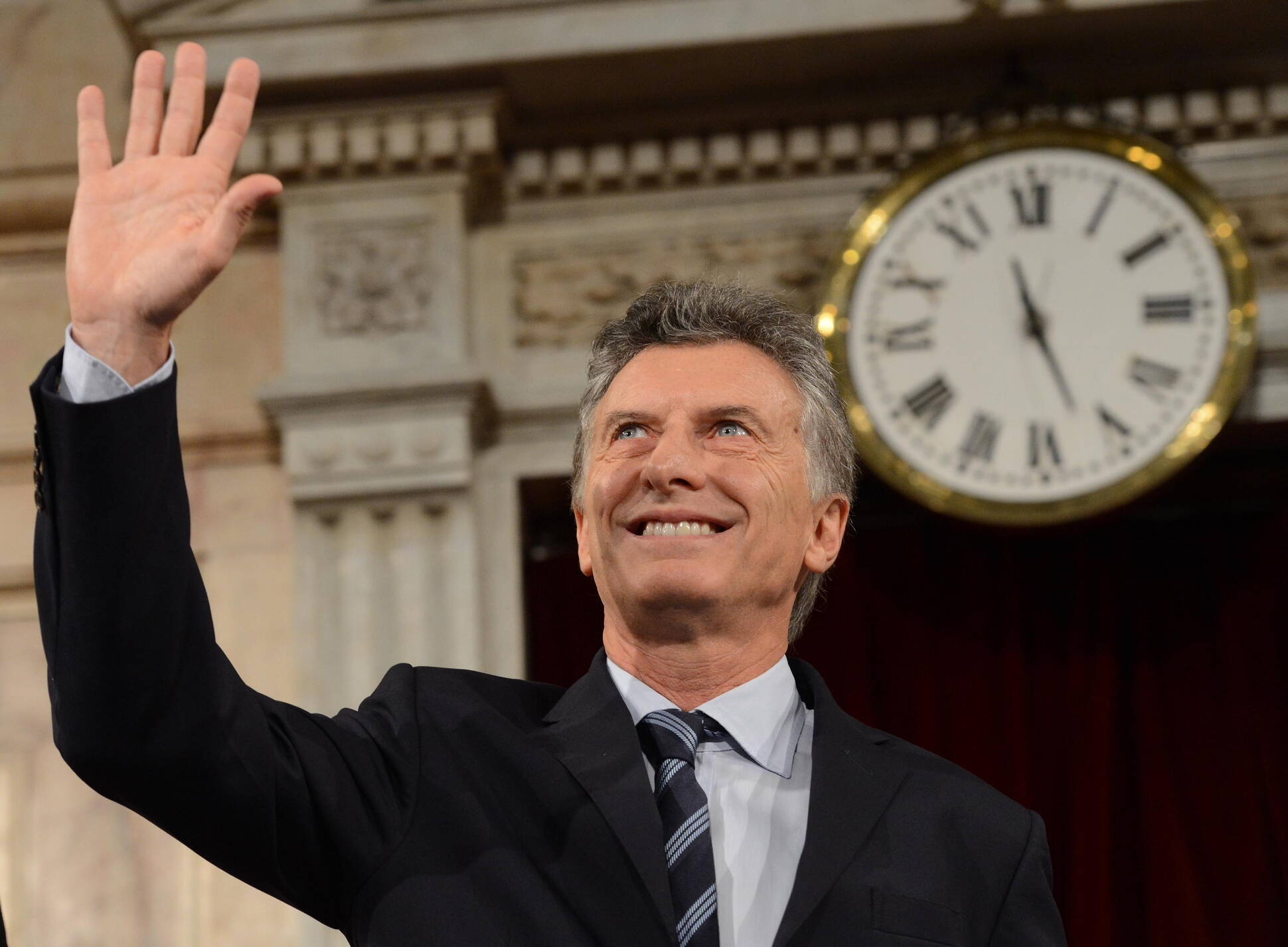 """Macri: """"Hace una década la Argentina es uno de los países con mayor inflación del mundo, con un promedio anual arriba del 20% y una inflación acumulada aproximadamente del 700%"""""""