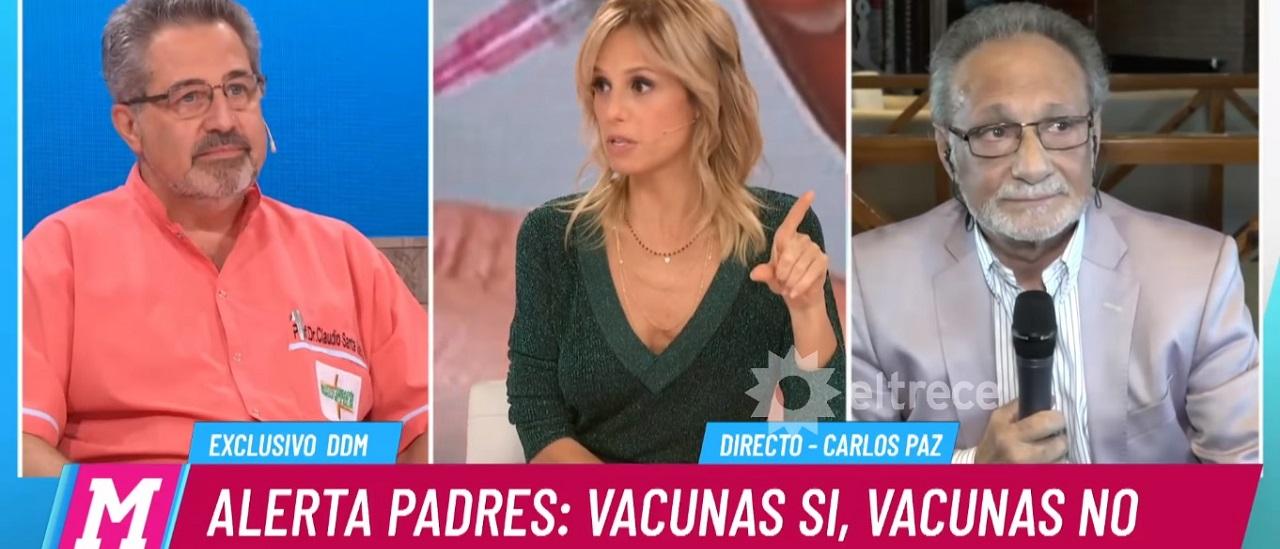 Es verdadero que denunciaron a El Diario de Mariana ante la Defensoría del Público por difundir información contra las vacunas