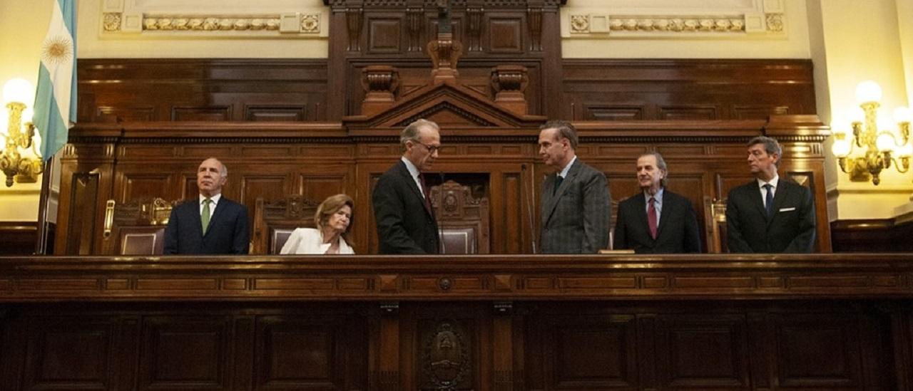 Pichetto dejará su banca en el Consejo de la Magistratura