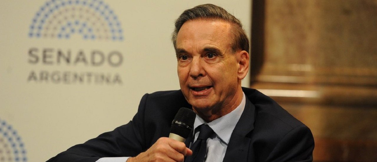 """Pichetto: """"En los últimos 10 años la Argentina no creció"""""""