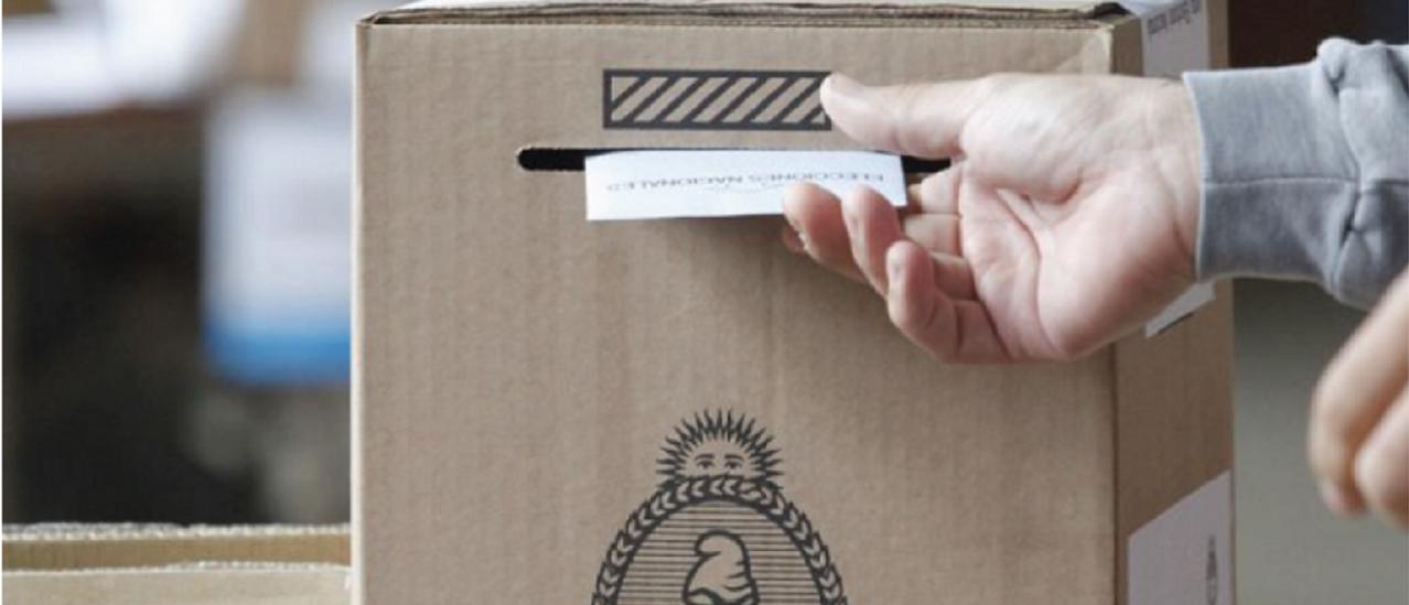¿Cómo hacer que tu voto cuente como vos querés?