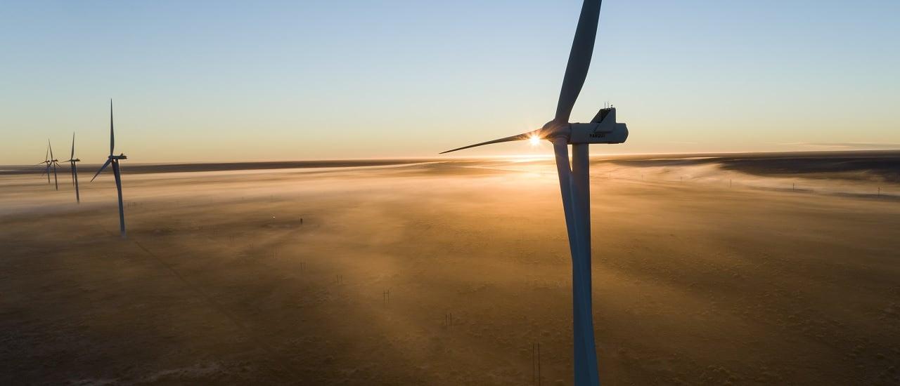 El 5% de la electricidad de la Argentina viene de fuentes renovables