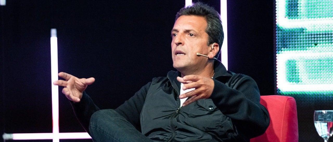 """Massa: """"US$ 60 mil millones se fueron de la Argentina desde que Macri es Presidente"""""""