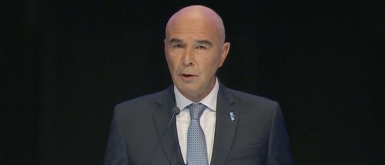 """Gómez Centurión: """"[Hay] una candidata a vicepresidente con 8 procesamientos"""""""
