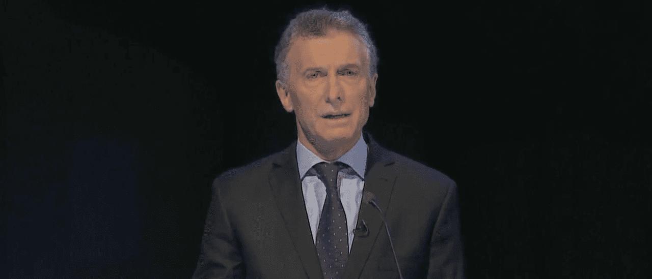 """Macri: """"Estamos batiendo récords de incautación de droga"""""""