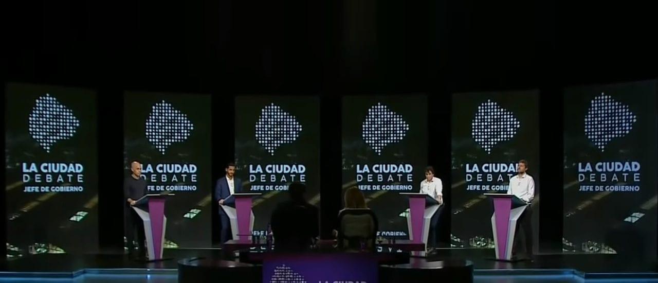 #DebateEnRedes: durante el debate porteño, el hashtag impulsado por Lammens fue el más utilizado en Twitter