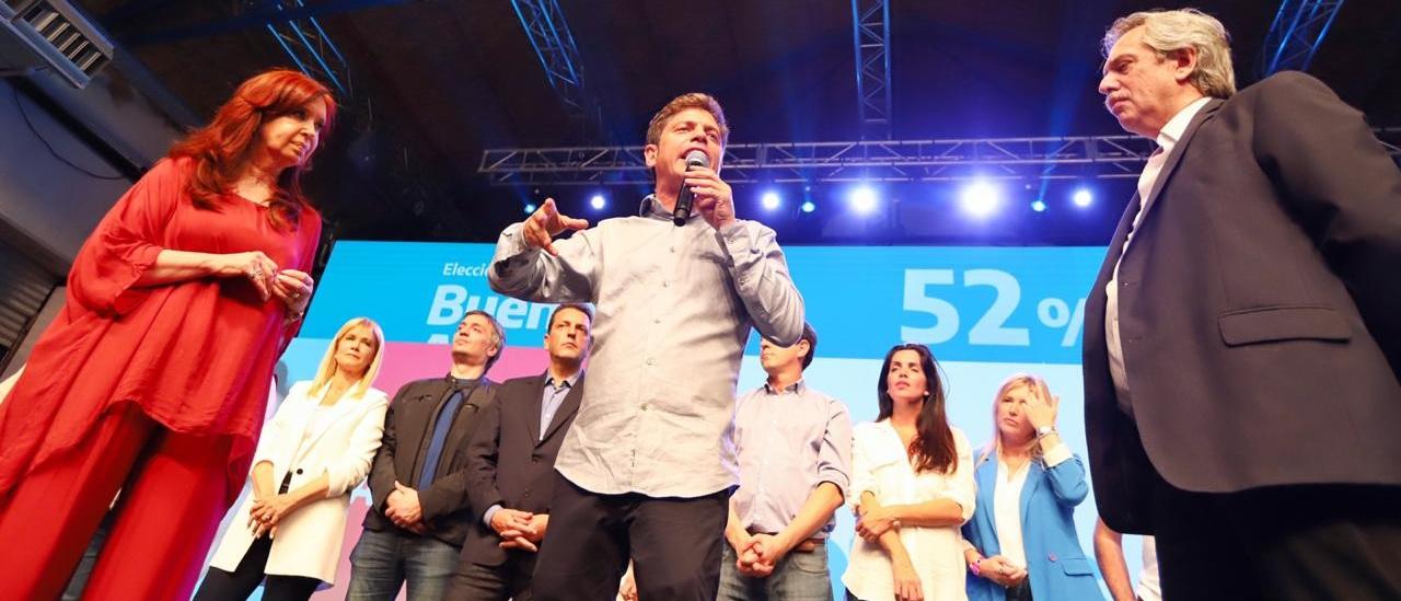 Kicillof tras las elecciones: cayó 9 puntos el PBI per cápita y se duplicó el desempleo, un chequeo a sus dichos