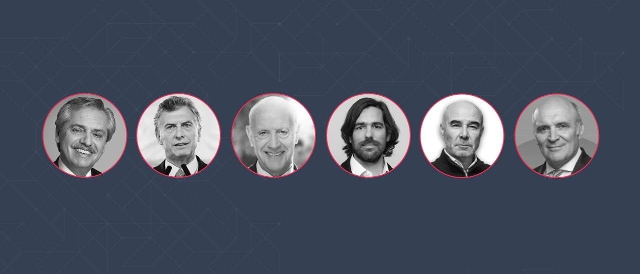 #DebateChequeado: chequeamos en vivo a los candidatos a Presidente de la Nación