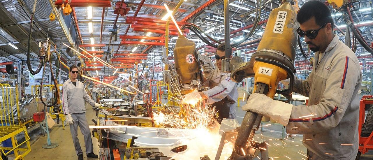 Entre abril y junio la economía cayó un 19% con respecto a los mismos meses de 2019