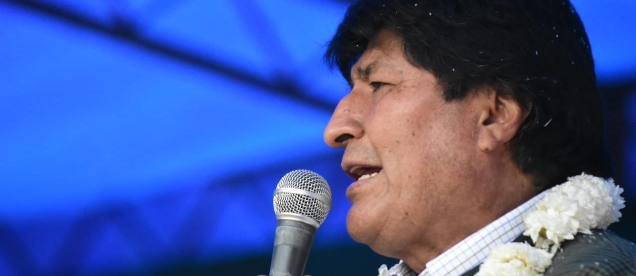 """#DebateEnRedes: un 38% de los tuits en la Argentina sobre Bolivia incluyó la palabra """"golpe"""""""