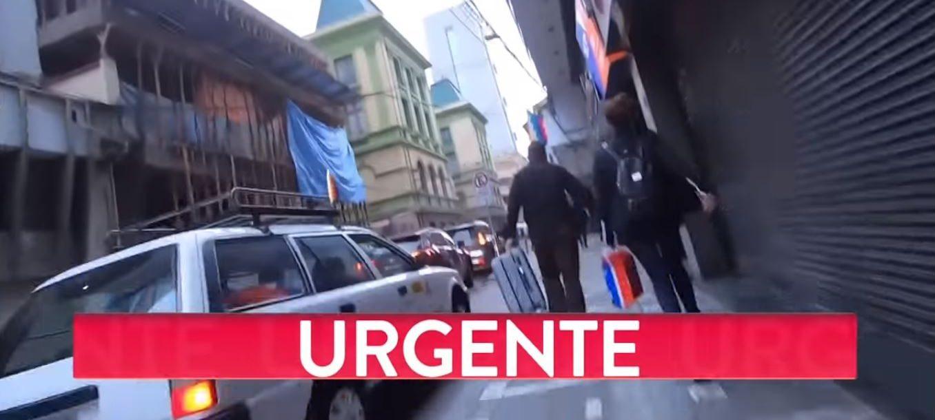 #DebateEnRedes: las agresiones a periodistas argentinos en Bolivia motivaron 50 mil tuits en 24 horas