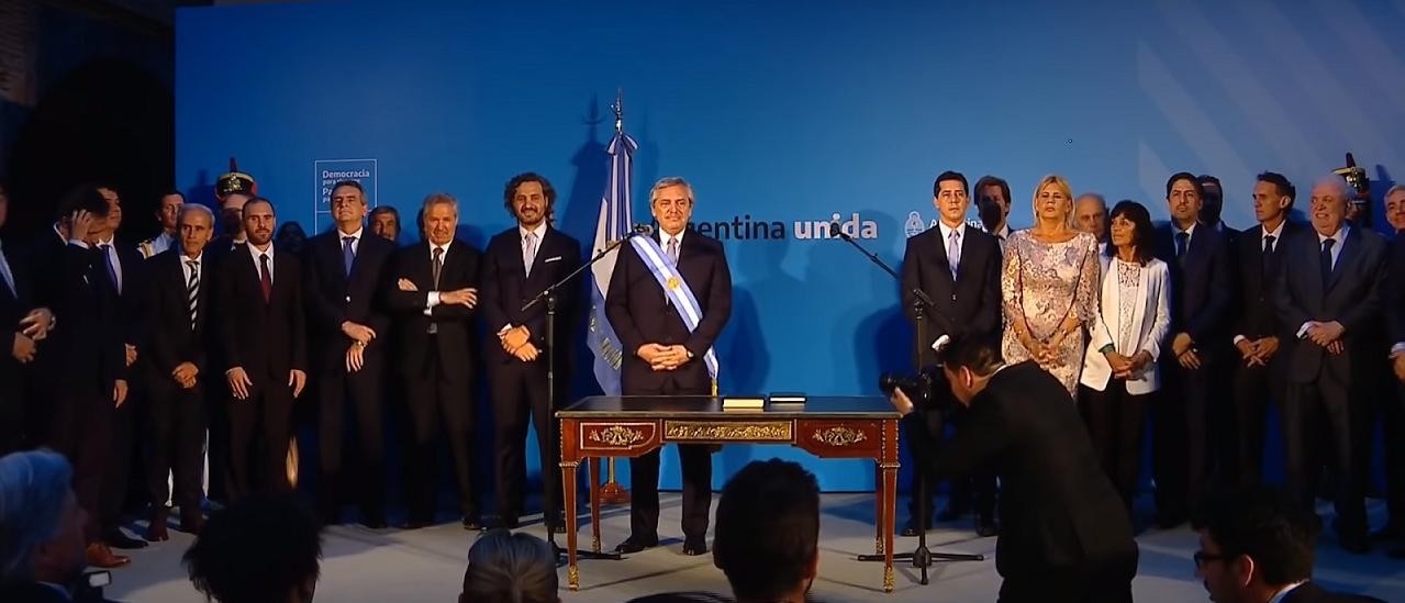 ¿Qué tan equitativos son los gabinetes de Nación, Provincia y Ciudad de Buenos Aires?