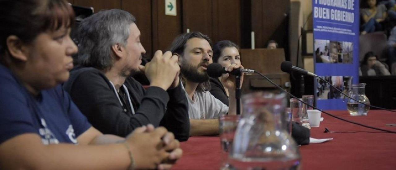 """Grabois: """"En los 70, ¿cuántos trabajadores registrados del sector privado había en la Argentina? 6 millones. Hoy (…) hay 6 millones"""""""