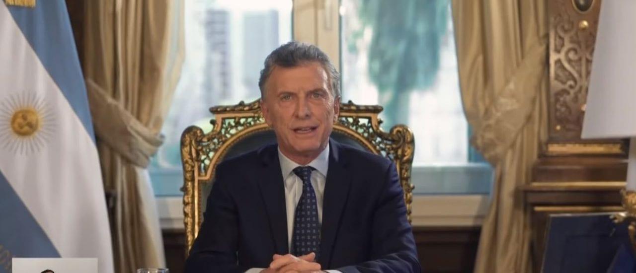 #DebateEnRedes: Macri habló en cadena nacional y esto es lo que se debatió sobre su balance en Twitter