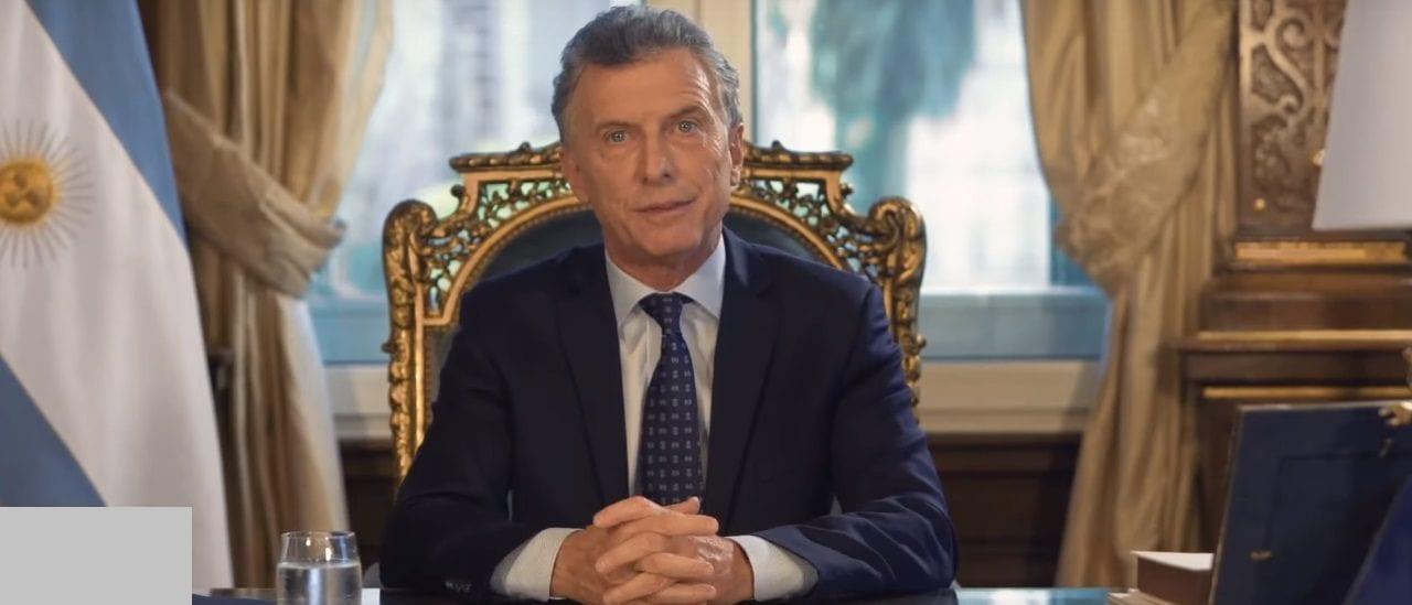 Cadena nacional: chequeos a las frases de Macri