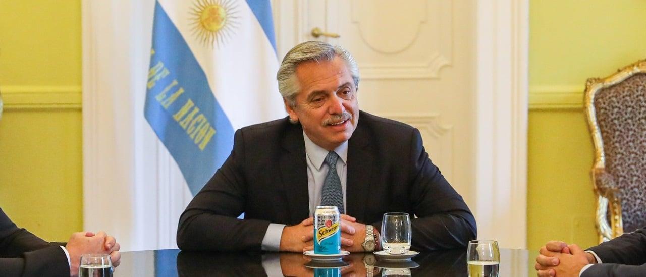 """Alberto Fernández: """"Un juez de la Corte Suprema gana 4 veces lo que gana el presidente"""""""
