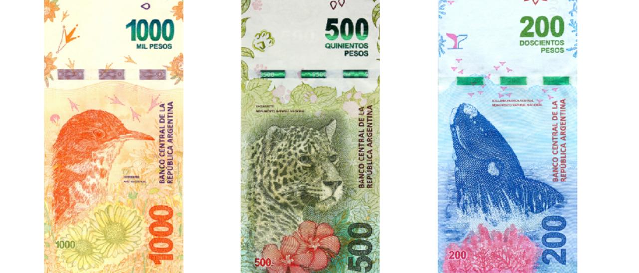 Billetes nuevos: cuánto cuesta reemplazar a los animales por los próceres
