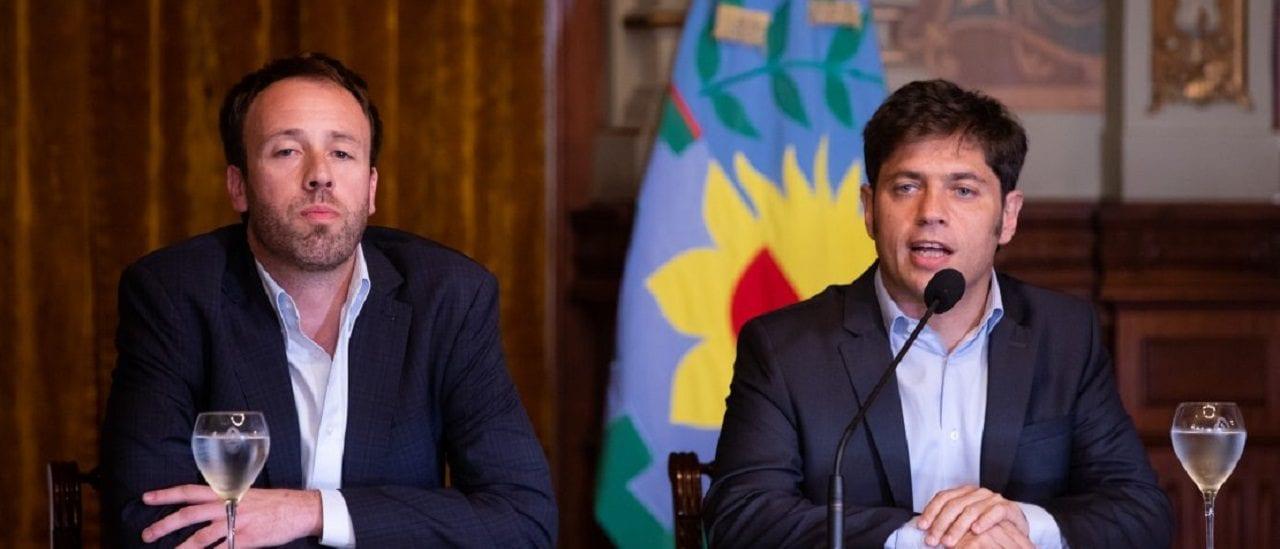 Kicillof no puede pagar un bono emitido por Scioli en una provincia cuya deuda creció con Vidal