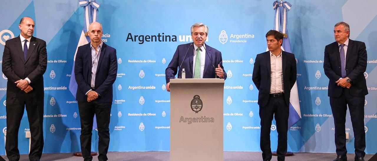 ¿Qué es el aislamiento social, preventivo y obligatorio que anunció Alberto Fernández?