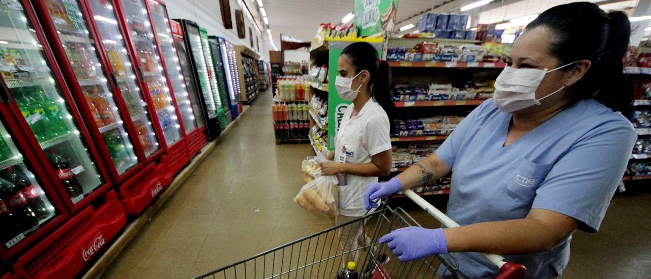 La inflación de marzo fue de 3,3%: ¿cómo se calculó en medio de la pandemia?