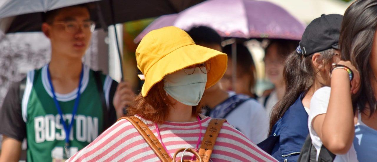 Los miembros de la comunidad china fueron los primeros discriminados por el nuevo coronavirus