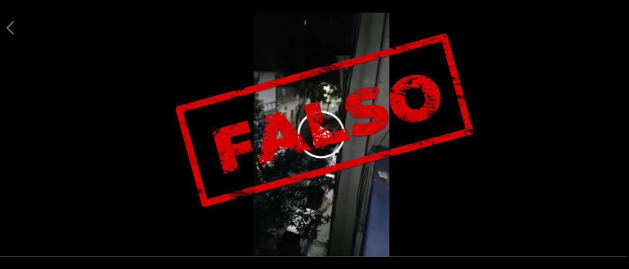 Es falso el video que muestra a bomberos retirando 4 cadáveres de muertos por coronavirus