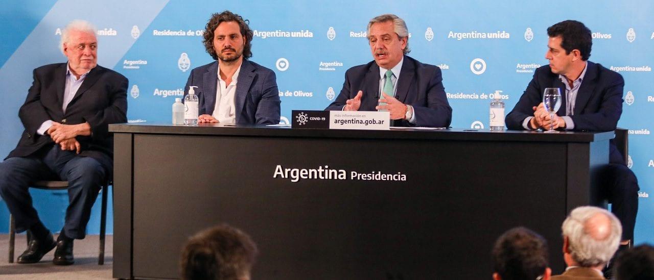Coronavirus en Argentina: se extiende la cuarentena total hasta el 26 de abril